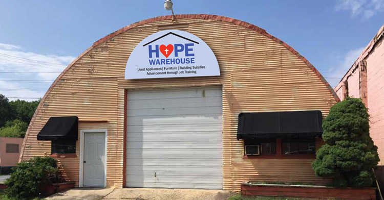 hope warehouse featured