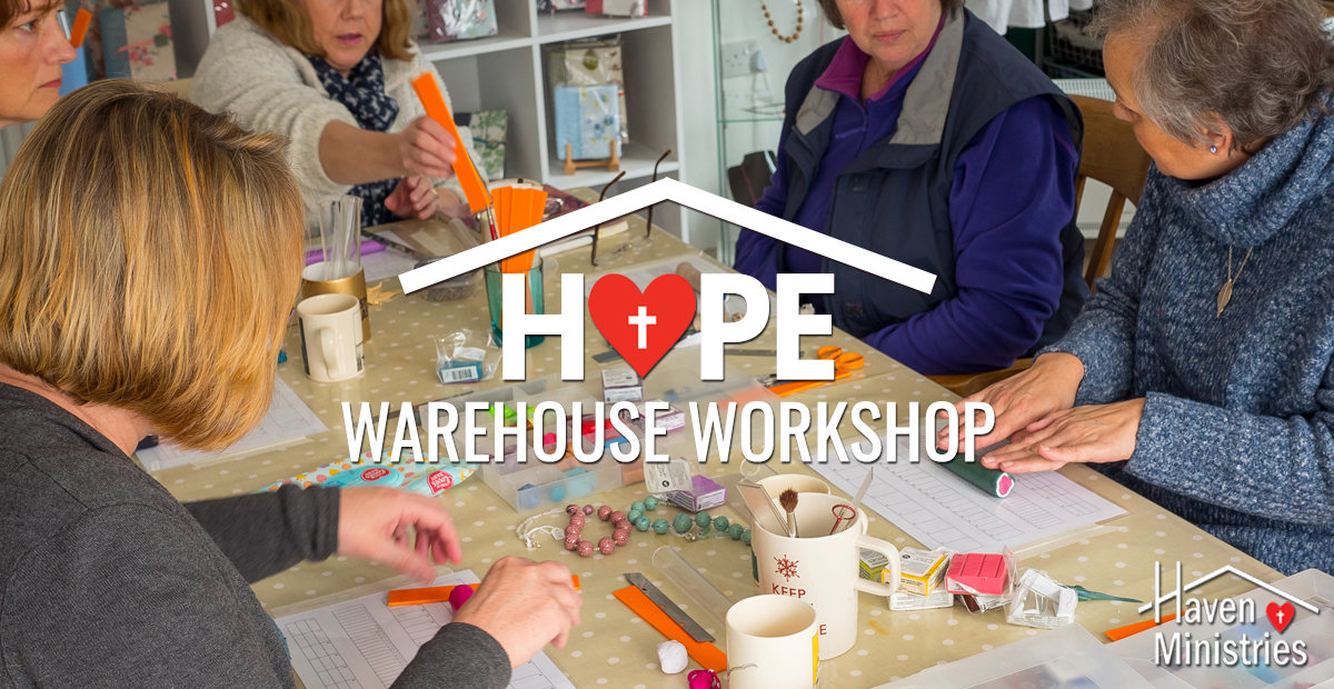 Hope Warehouse Workshop Facebook image