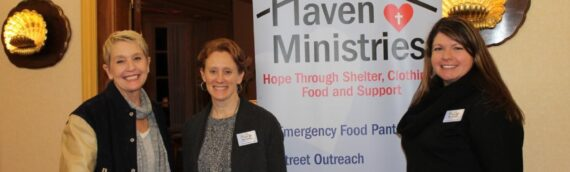 Haven Ministries 3rd Annual Best Girlfriend Night Out Supports Haven Ministries Growing Programs