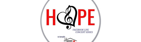 Online Concert Series Funds Shelter, Food, and Financial Resources for those in need