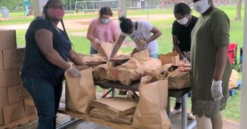 Haven Ministries Works with Community Partners to Expand Food Distribution in Northern Queen Anne's County