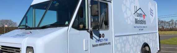 Haven Ministries' New Mobile Food Pantry Truck Offers Hope to Northern Queen Anne's County Residents