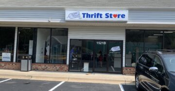 Our Daily Thread Thrift Store Moves to New Location in Chester